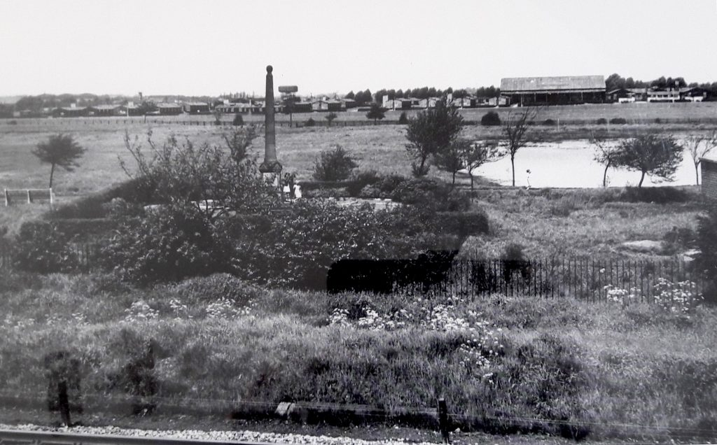 bennett recreation ground c 1955