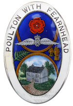 Poulton with Fearnhead chain of office